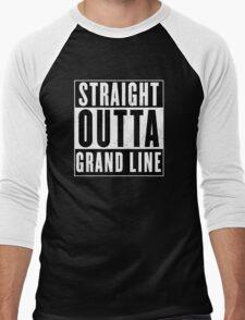 One Piece - Grand Line Men's Baseball ¾ T-Shirt