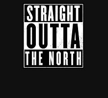 straight outta the north  Unisex T-Shirt