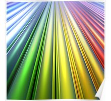 Shine - Three Dimensional Rendering Poster