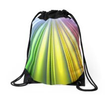 Shine - Three Dimensional Rendering Drawstring Bag
