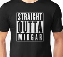 Final Fantasy - Midgar Unisex T-Shirt