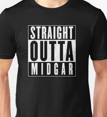 Final Fantasy - Midgar Unisex T-Shirt