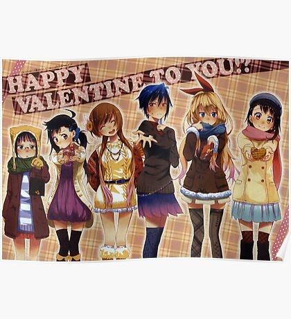 Valentine's Poster Poster
