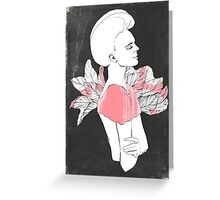 Marjorie Greeting Card