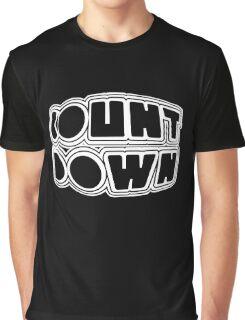 Countdown Graphic T-Shirt