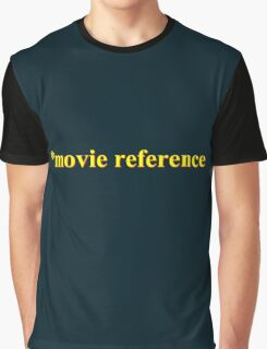 Movie Reference - *batteries not included Graphic T-Shirt