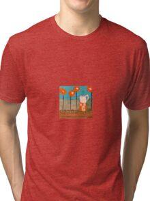 Coffee House Tri-blend T-Shirt