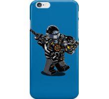 Black Ninja Exposed iPhone Case/Skin
