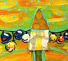 Summer Lanterns by tremblayart