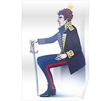 Benedict Cumberbatch - Hamlet Poster