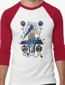 New Era Men's Baseball ¾ T-Shirt