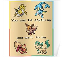 Evee Inspiration  Poster