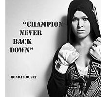 Ronda Photographic Print