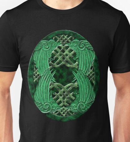 Celtic Crows Unisex T-Shirt