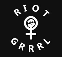 Riot Grrrl V.3 Women's Relaxed Fit T-Shirt
