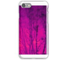opaque night iPhone Case/Skin