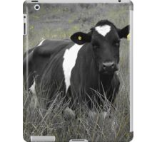 Lonely Cow iPad Case/Skin