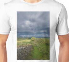 Hadrian's Wall - Cuddey's Crag Unisex T-Shirt