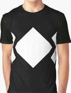 Madeon Adventure Logo - White Graphic T-Shirt