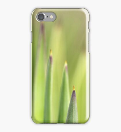 its getting to the point iPhone Case/Skin