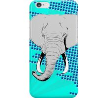 POP Elephant iPhone Case/Skin