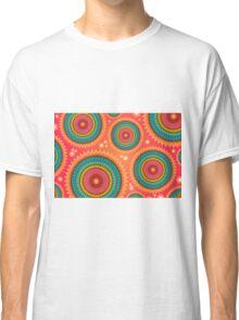 Beautiful abstract Flower Design Classic T-Shirt