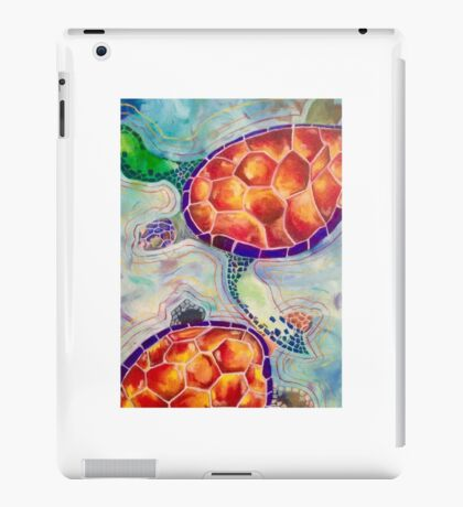 Turtles iPad Case/Skin