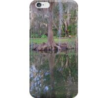 A Natural Mirror: The roots iPhone Case/Skin