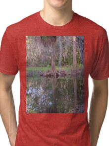 A Natural Mirror: The roots Tri-blend T-Shirt