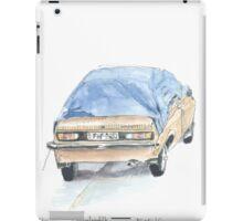 Opel kadett iPad Case/Skin