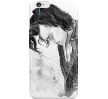 Black & White Harry iPhone Case/Skin