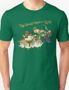 The Great Chicken Run 2016 Unisex T-Shirt