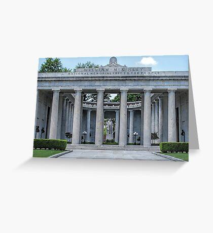 Presidential Splendor Greeting Card