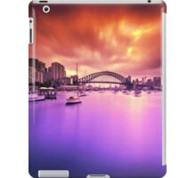 Lavender Bay Colours  iPad Case/Skin