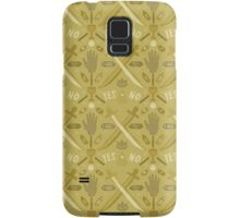 Sunshine and the Occult Samsung Galaxy Case/Skin