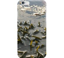 Black water and seaweed - 2011 iPhone Case/Skin