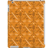 Sunflowers Grown for the Occult iPad Case/Skin