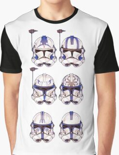 501st 6-pack Graphic T-Shirt