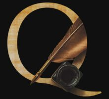 Q for Quill Baby Tee