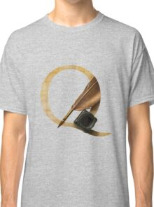 Q for Quill Classic T-Shirt