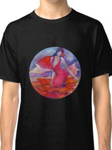 Swirling flamenco 2. Classic T-Shirt
