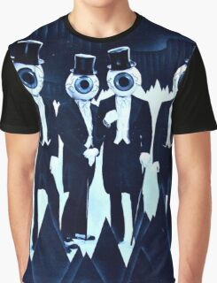 The Residents Graphic T-Shirt