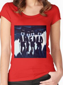The Residents Women's Fitted Scoop T-Shirt
