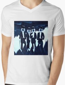 The Residents Mens V-Neck T-Shirt