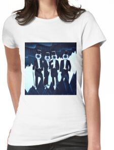 The Residents Womens Fitted T-Shirt