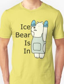 Ice Bear Is In T-Shirt