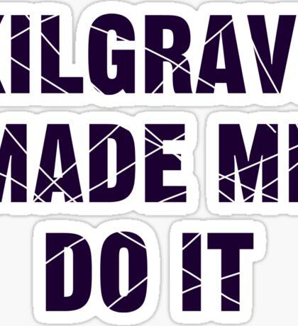 KILGRAVE Sticker