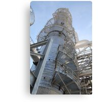 Art of Industry   Canvas Print