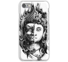 Angelic Demon iPhone Case/Skin