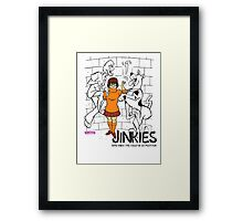 Scooby Gang Framed Print